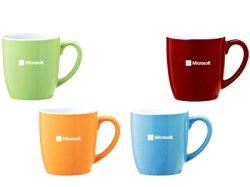 画像1: Colorful MS Ceramic Cup
