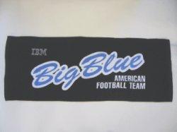 画像1: IBMアメフトスポーツタオル